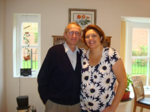 Roger and Felicity Carver are owners of The Tower House in Kos