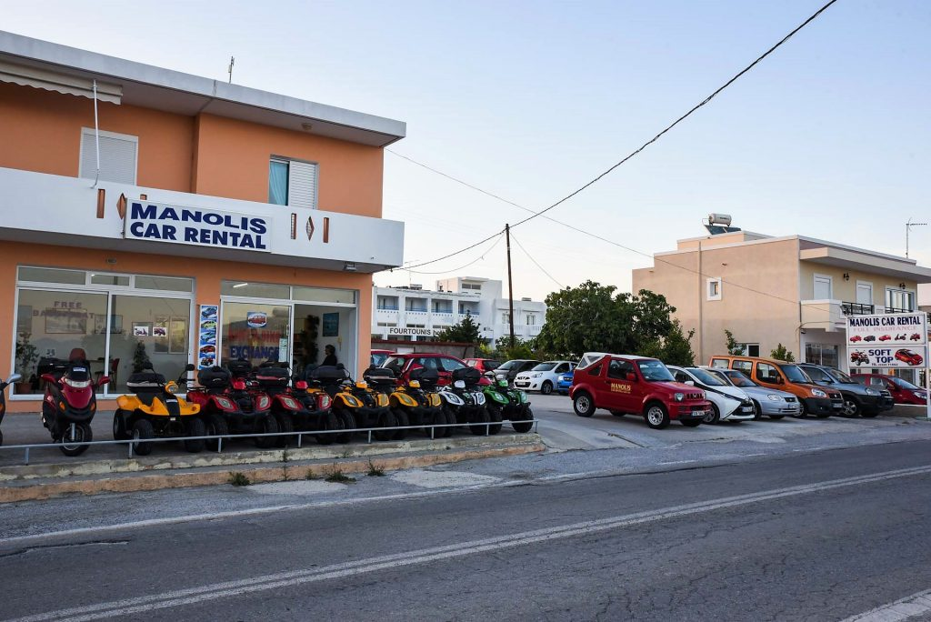 The Tower House Kos offers solutions for car hire, excursions and airport transfers