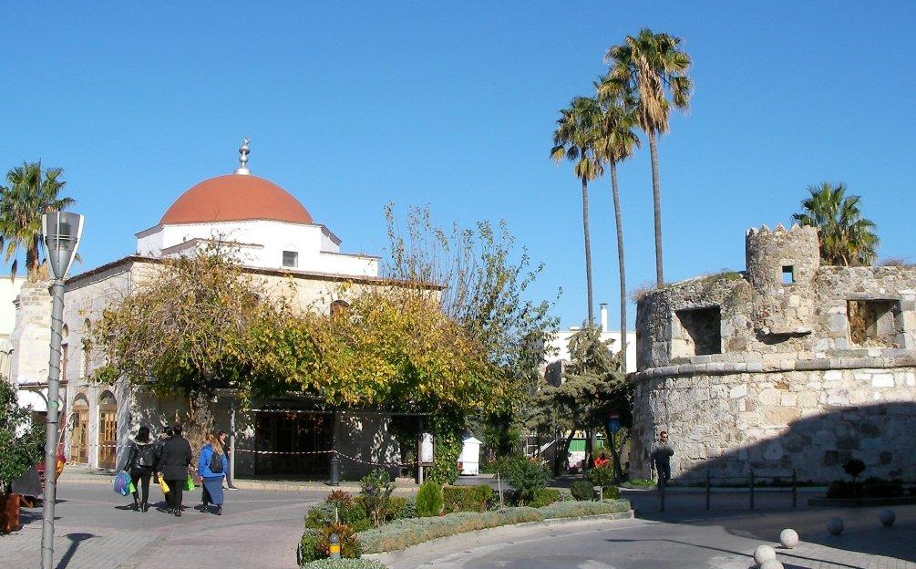 Kos Town main square